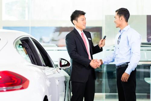 Buying a High Mileage Car