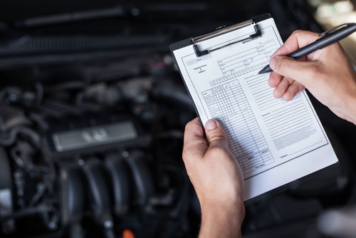 What Is Done First in Car Servicing?